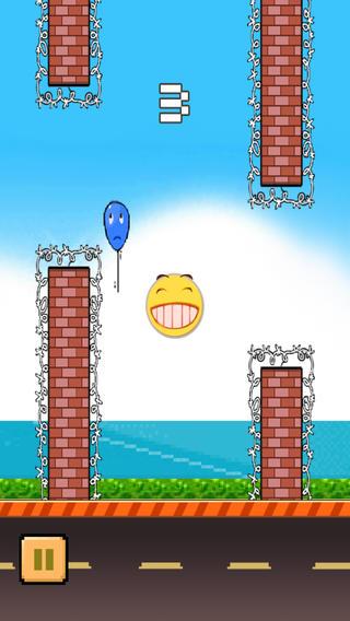Flappy Game - 拯救气球