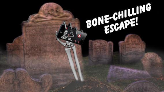 骨賽跑者 — — 死的人不死貓火與硬幣的超級搞笑的運行的突擊