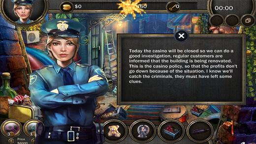 赌场诈骗案-找东西游戏