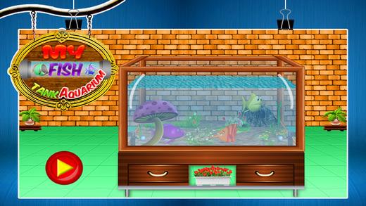 我的鱼缸水族馆和宠物护理游戏