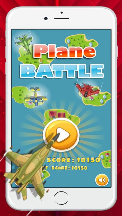 飞机战世界游戏的孩子