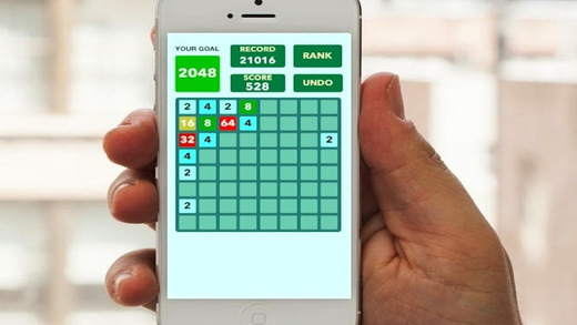 2048! 8×8与撤消