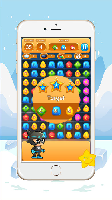 配对游戏 儿童游戏免费游戏 ABC Match Free for Kids
