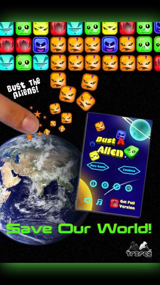 破产令人敬畏的匹配 3 狂热游戏粉碎的外星人免费的外星人高清 2014 年- | Bust A Alien HD 2014 Free - A Really Awesome Match 3 Mania Game Designed To Crush The Aliens!