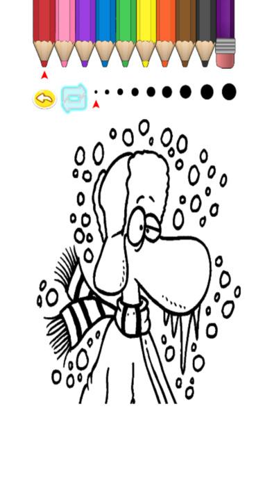 兒童圖畫書 - 可愛的卡通2