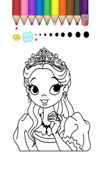 兒童圖畫書 - 公主神奈川2
