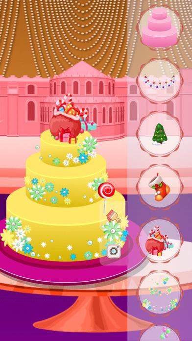 【做饭游戏】- 小公主最爱玩的模拟做蛋糕游戏
