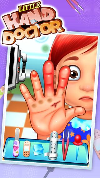 小小手医生 - 免费游戏