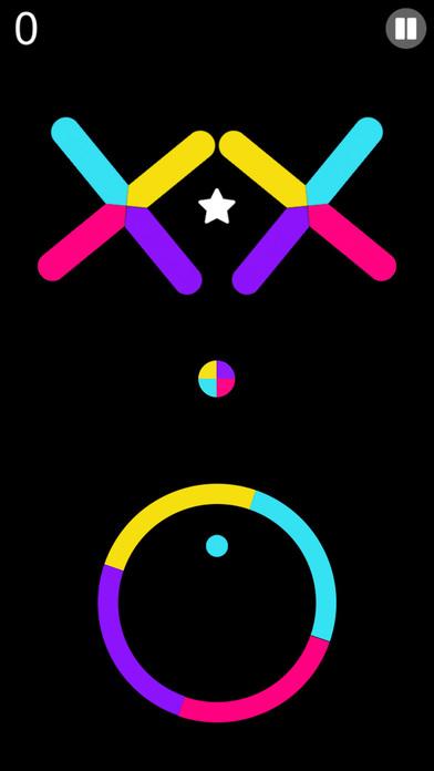弹跳小球球大作战 - 吃星星向上冲永不止步