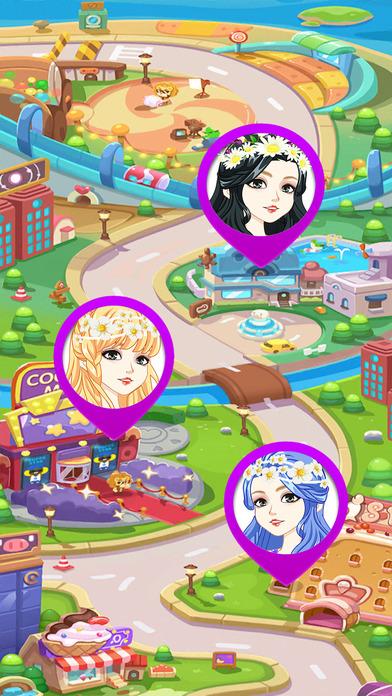 女生游戏®-装扮小公主 儿童教育游戏大全