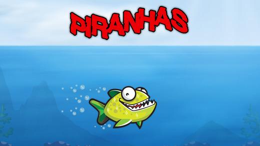 食人鱼:河攻击!
