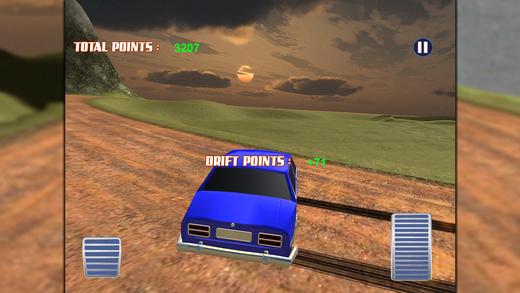 俄罗斯汽车漂移驱动 - 高速越野赛车