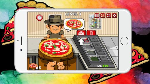 超级厨师比萨饼制造商游戏 - 比萨饼店