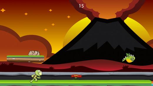 小乌龟火山跳