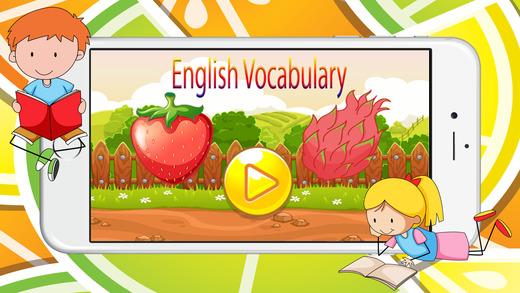 教育英语演讲和拼写词汇