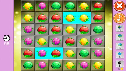 糖果疯狂农场 - 颜色陷阱