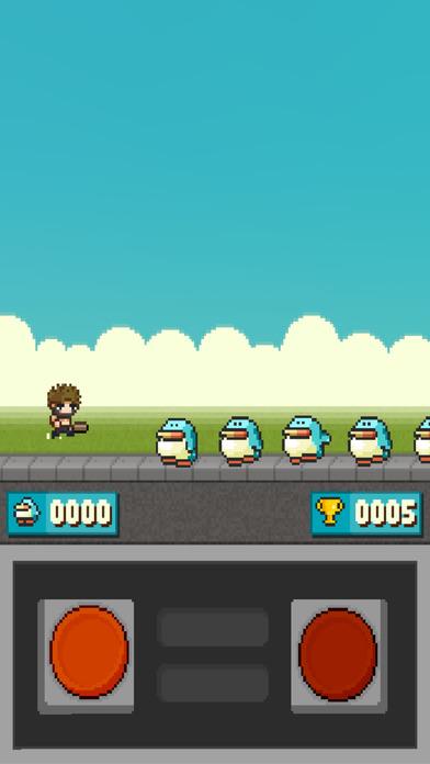 像素弹跳英雄剑生存免费游戏
