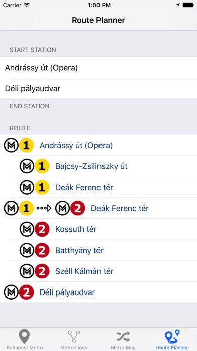 布达佩斯地铁