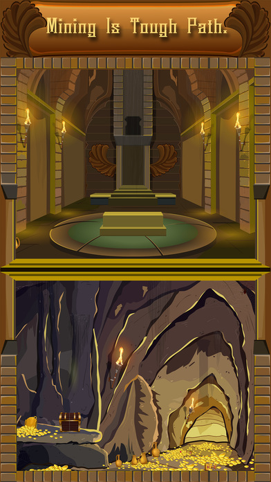 国王的城堡 - 抢救公主和逃跑