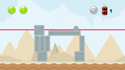 超级方块驱逐舰-物理游戏