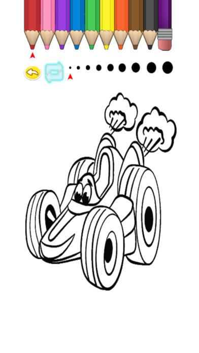 兒童圖畫書 - 可愛的卡通惠