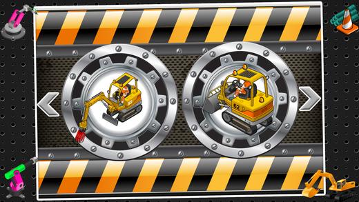 建筑机械厂和汽车店游戏