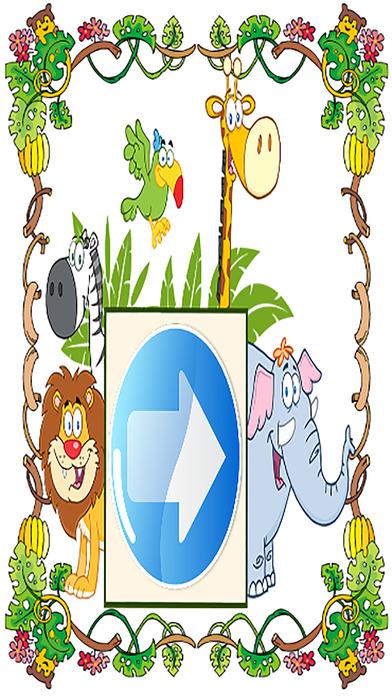 什么动物是我考考英语动画片幼教工作表