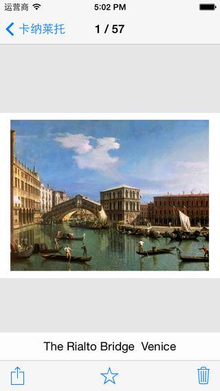 卡纳莱托的57幅画 ( HD 60M+ )