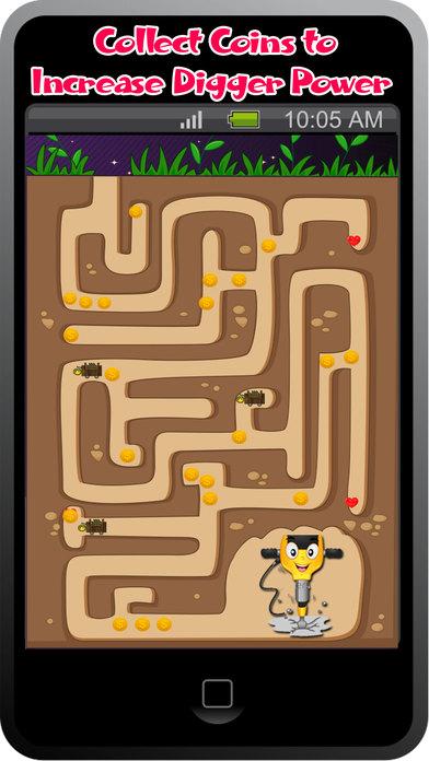 挖一口井 - 经典的黄金矿工挖抢游戏