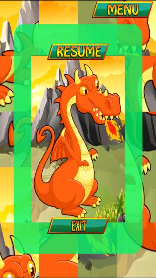 龙王国图片 - 野兽瓷砖拼图 免费