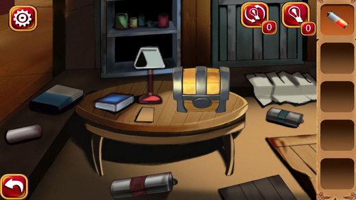 密室逃脱:古庙逃生 - 史上最坑爹的逃出密室解谜益智游戏