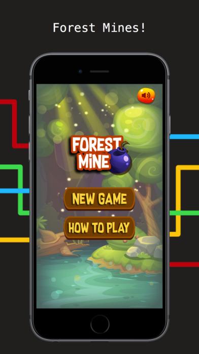 森林矿 - 益智炸弹