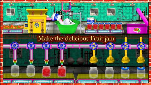 水果果酱厂 - 厨师烹饪游戏