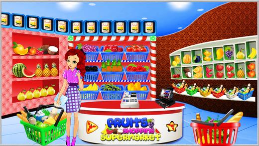 水果购物超市 - 出纳游戏