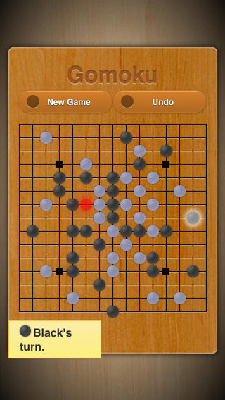 Gomoku Master Pro - Five in a Row,Connect Five,Gobang,Omok,五子棋, 五目並べ, 오목 五目