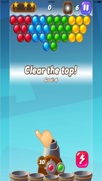 小熊热气球—开心玩转泡泡龙
