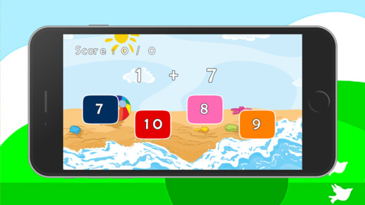 Addition 宝宝 数学 实践 1st 幼儿园园长培训 一年级学习游戏