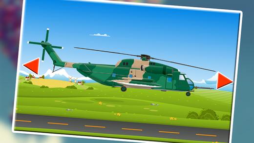 建立直升机 - 疯狂车库游戏的小技工