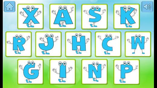 字母记忆游戏-ABC