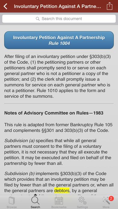 破产的美国法典(USC标题11完成)