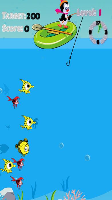 喜欢钓鱼:钓鱼与时间赛跑,和朋友 - 游戏免费的孩子们!