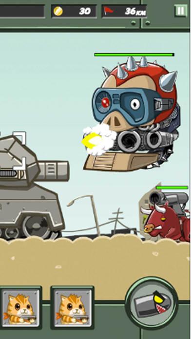 合金动物大作战 - 萌宠大战怪兽射击小游戏