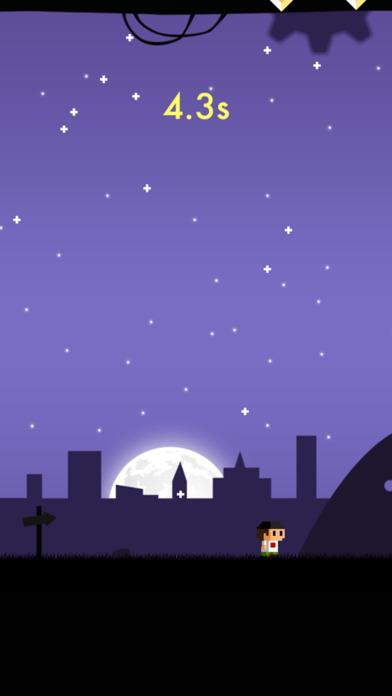 PanicBoy go - 恐慌像素块男孩大奔跑