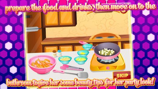 公主的美食派对-装扮、打扮、做饭