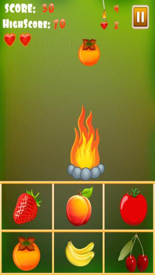 下降水果比赛 - 农场疯狂降 免费