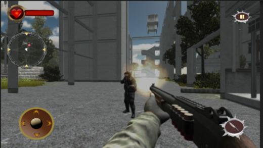 精英突击队狙击手 - 现代战斗游戏