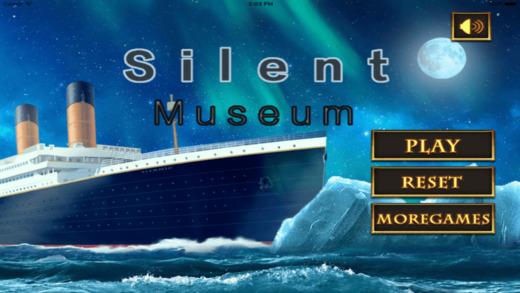沉寂的博物馆—豪华游轮探险逃生