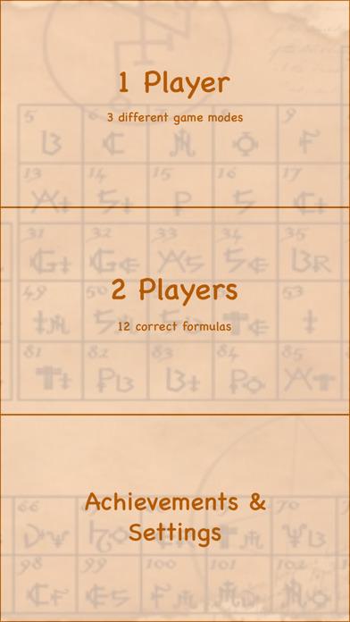 英文化学方程式游戏