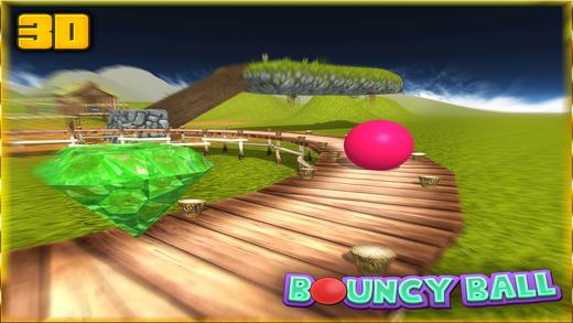 弹性球3D