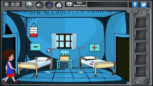 密室逃脱:逃出医院 - 史上最单纯的解密越狱益智游戏